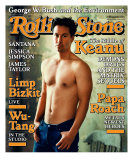 Keanu Reeves, Rolling Stone no. 848, August 2000 Photographic Print by Mark Seliger