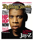 Jay-Z, Rolling Stone no. 989, December 2005 Photographic Print by Albert Watson