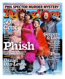 Phish, Rolling Stone no. 917, March 2003 Photographic Print by Martin Schoeller
