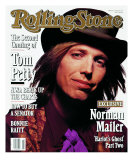 Tom Petty, Rolling Stone no. 610, August 1991 Photographic Print by Mark Seliger