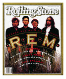 REM, Rolling Stone no. 607, June 1991 Photographic Print by Frank Ockenfels