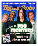 Foo Fighters , Rolling Stone no. 718, October 1995 Photographic Print by Dan Winters