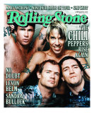 Red Hot Chili Peppers , Rolling Stone no. 839, April 2000 Photographic Print by Martin Schoeller