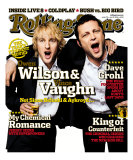 Owen Wilson and Vince Vaughn, Rolling Stone no. 979, July 2005 Photographic Print by Max Vadukul