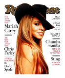 Mariah Carey, Rolling Stone no. 779, February 1998 Photographic Print by Albert Watson