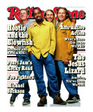 Hootie and The Blowfish, Rolling Stone no. 714, August 1995 Photographic Print by Mark Seliger