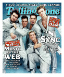 &#39;N Sync, Rolling Stone no. 837, March 2000 Photographic Print by Stewart Shining