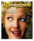 Drew Barrymore, Rolling Stone no. 710, June 1995 Photographic Print by Mark Seliger
