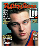 Leo DiCaprio, Rolling Stone no. 835, March 2000 Photographic Print by Mark Seliger