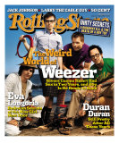 Weezer, Rolling Stone no. 973, May 2005 Photographic Print by Martin Schoeller