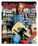 Tom Petty, Rolling Stone no. 707, May 1995 Photographic Print by Mark Seliger