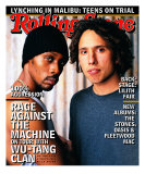 Wu-Tang Clan and Rage Against the Machine, Rolling Stone no. 768, September 1997 Photographic Print by Mark Seliger