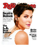 Sandra Bullock, Rolling Stone no. 763, June 1997 Photographic Print by Brigitte Lacombe