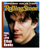 Ethan Hawke, Rolling Stone no. 703, March 1995 Photographic Print by Mark Seliger