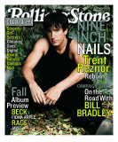 Trent Reznor, Rolling Stone no. 823, October 1999 Photographic Print by Mark Seliger