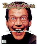 David Letterman, Rolling Stone no. 650, February 1993 Photographic Print by Mark Seliger