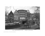 Amsterdam - Canal houses Prinsengracht Photographic Print by Marcel Bergen