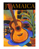 Jamaica Giclee Print by Brenda Arnold