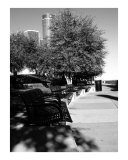 Detroit River Walk Photographic Print by Jason Wolf