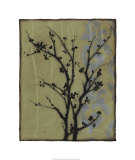 Branch in Silhouette III Limited Edition by Jennifer Goldberger