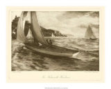 Falmouth Harbor Giclee Print by Napier Henry