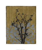 Branch in Silhouette VI Limited Edition by Jennifer Goldberger