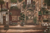 Gourmet Shoppes I Prints by Betsy Brown