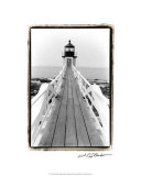 Marshall Point Light, Maine Premium Giclee Print by Laura Denardo