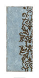 Silver Damask VI Limited Edition by Chariklia Zarris