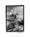 Pemaquid Point Light, Maine II Premium Giclee Print by Laura Denardo