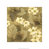 Sun-kissed Dogwoods I Limited Edition by Nancy Slocum