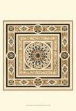 Fontainebleau Mosaique I Prints