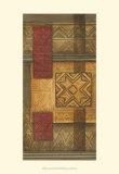 Ethan Harper - Grasslands Batik IV Plakát