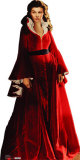 Gone With the Wind - Scarlett O' Hara Red Dress Lifesize Standup Cardboard Cutouts