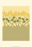 Organic Grove II Prints by Vanna Lam