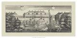View of Grandeur IV Premium Giclee Print by Erich Dahlbergh