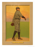 Cy Young, 1911 (T3) Turkey Red Cabinets Trading Card Affiches