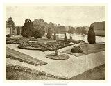 Sepia Garden View III Giclee Print