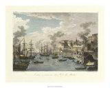 Port and Villa III Prints