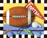 Fotball Posters av Kathy Middlebrook