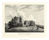 Chilham Castle in Kent Giclee Print by W. Watts