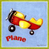 Plane Prints by Kathy Middlebrook