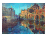 Venice Giclee Print by LORENZO CASTELLO