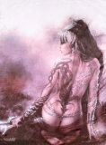 Faces Of Hecate Posters by Luis Royo