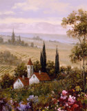 Country Comfort I Art by Charles Gaul