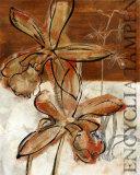 Rusty Orchid II Posters by John Stevenson