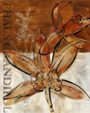 Rusty Orchid I Prints by John Stevenson