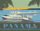 Panama Prints by David Grandin