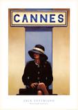 Ausfahrt Eden Poster von Jack Vettriano