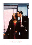 Contemplation of Betrayal Affiches par Jack Vettriano